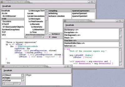 BLOX - среда разработки GST